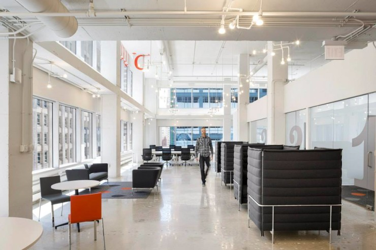 A Look Inside Grind S Chicago Coworking Officelovin