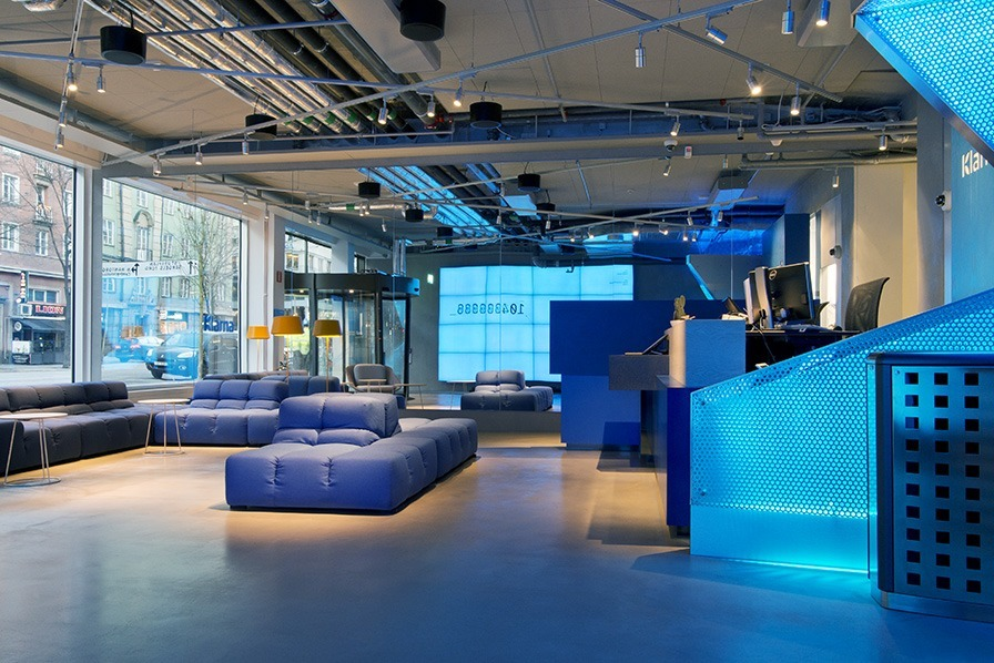 A  Look Inside Klarna's Ultra Modern Stockholm Headquarters