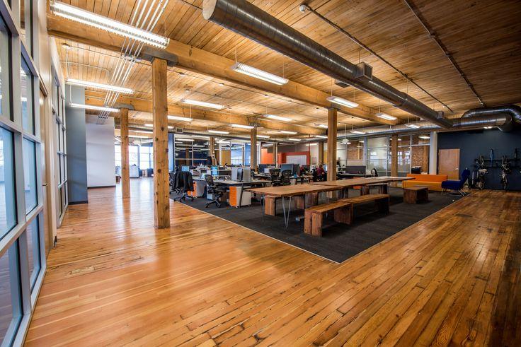 A Look Inside Memsql S Hip San Francisco Office Officelovin