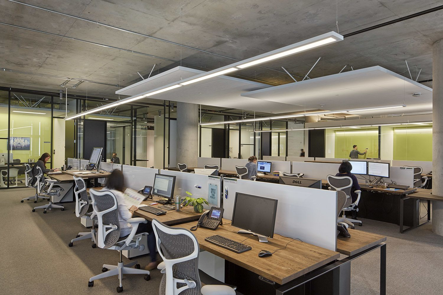 Check Out Photos Of Neustar S Elegant San Francisco Office Officelovin