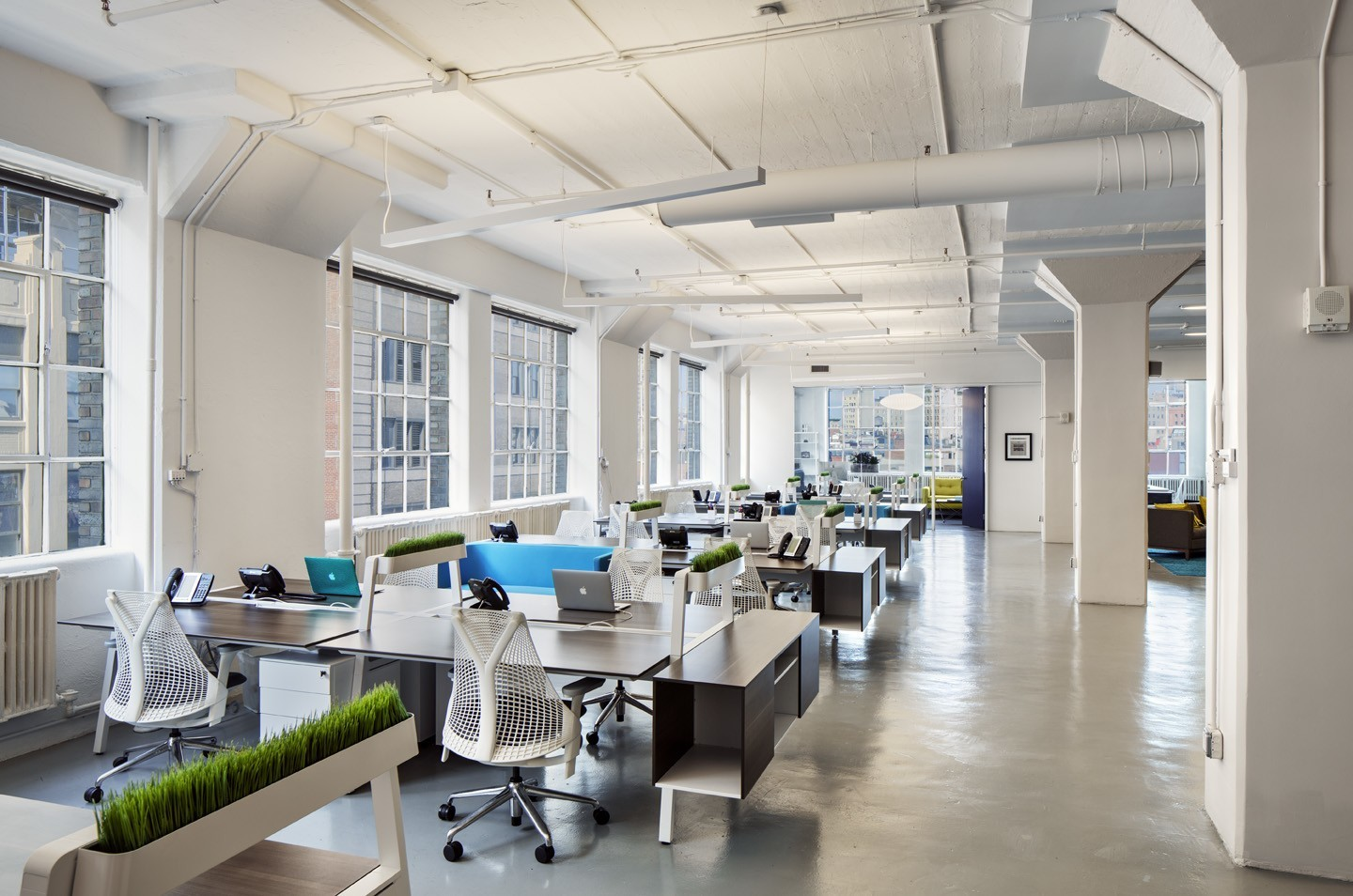 Take A Look Inside Now What S Stylish Nyc Office