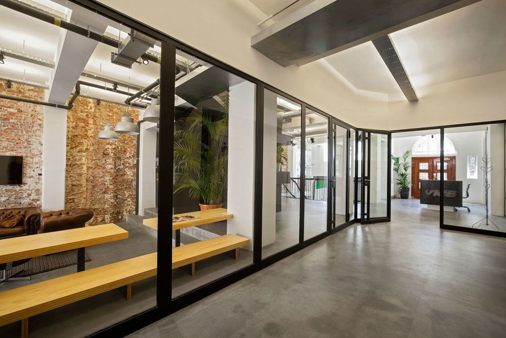 Check Out Photos Of Vice Media U2019s Cool Amsterdam Office
