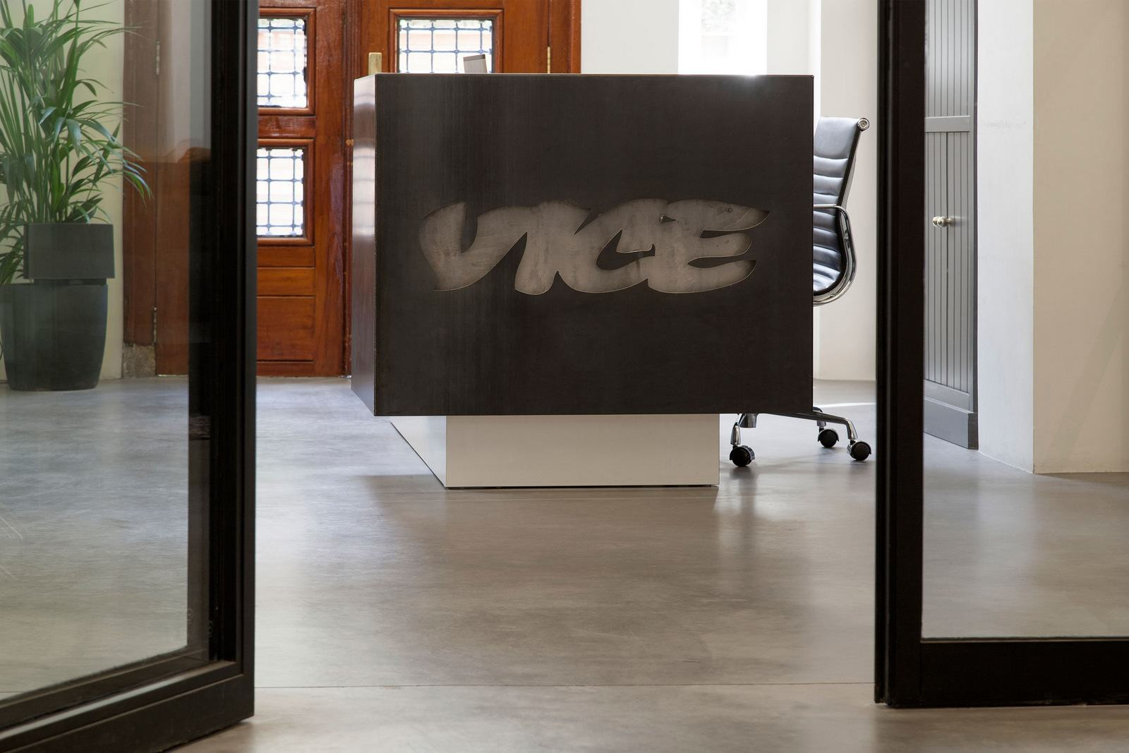 Check Out Photos Of Vice Media S Cool Amsterdam Office