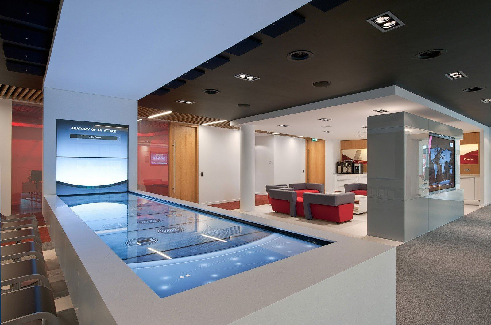 Check Out Photos Of Mcafee S Elegant Amsterdam Office