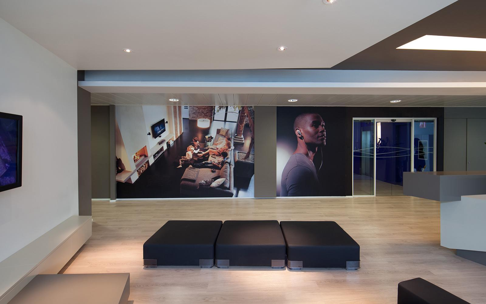 A Peek Inside Bose's Elegant Office in Italy