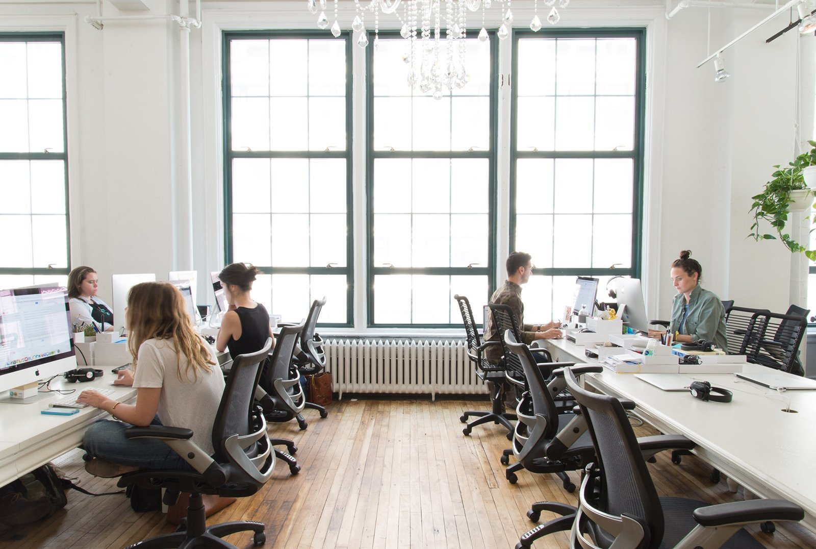 homepolish nyc headquarters 4. A Tour of Homepolish s New NYC Headquarters   Officelovin