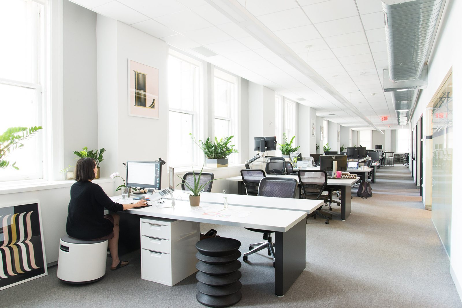 Inside paperless post s new nyc office officelovin 39 for Office photos