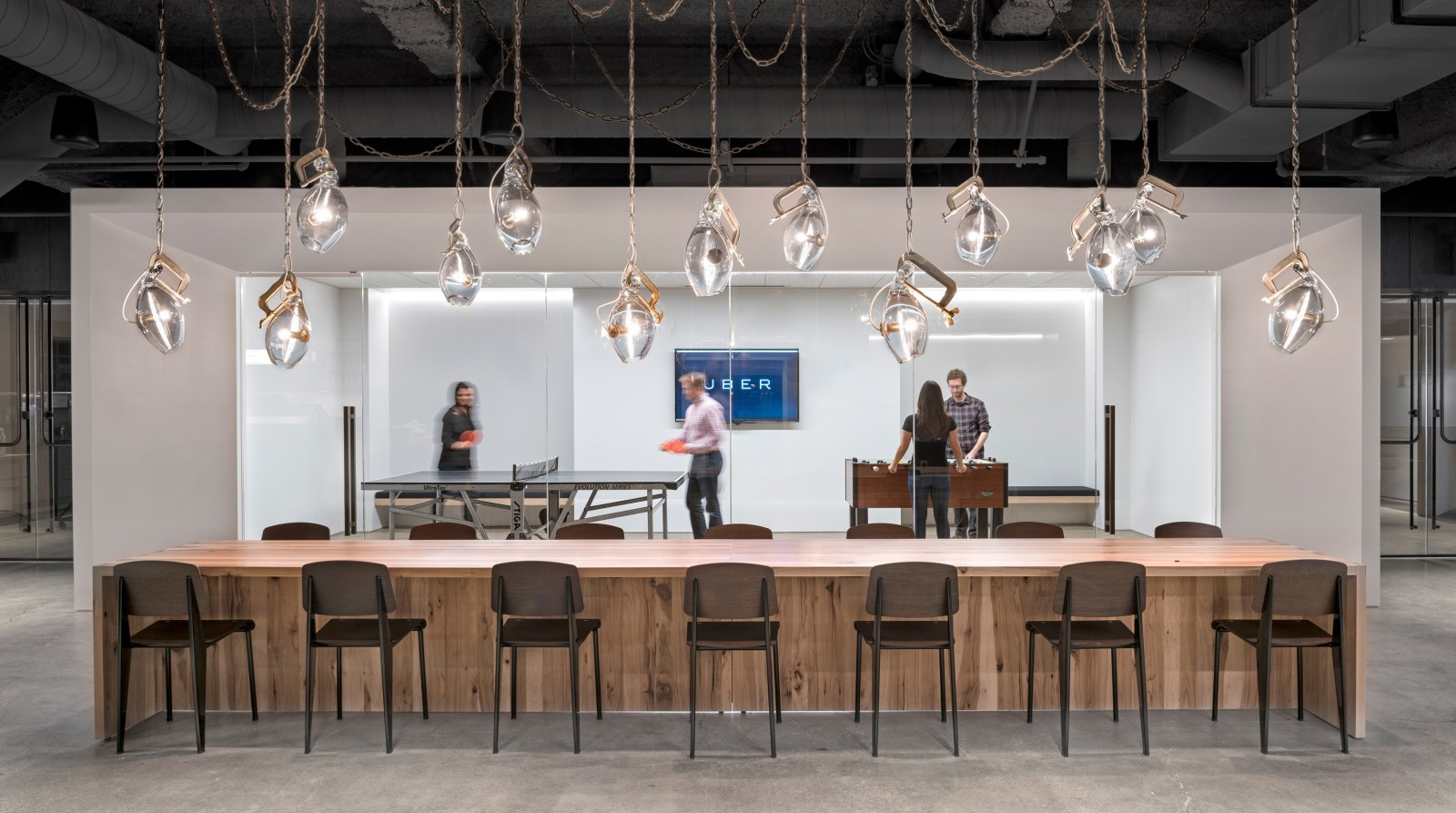 A tour of uber s new san francisco office officelovin 39 for Office images