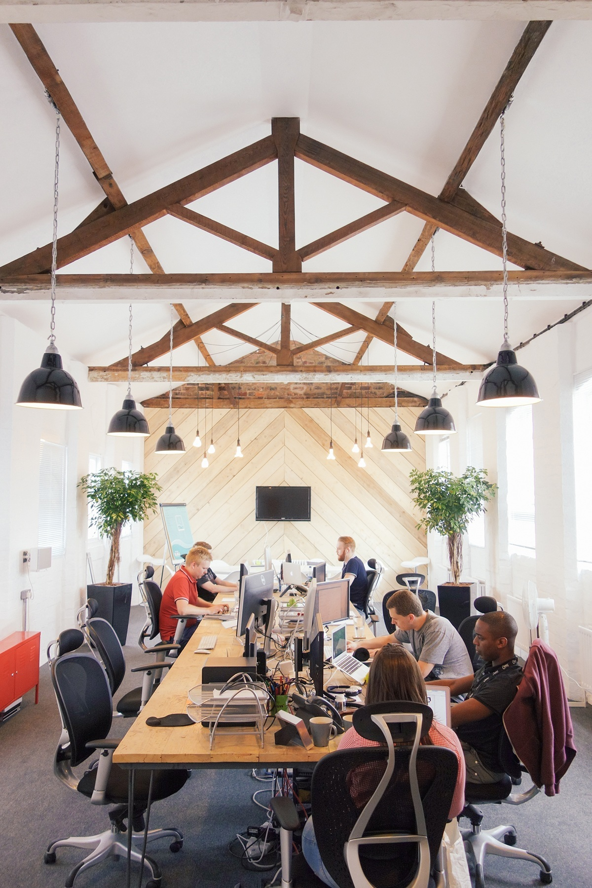 A Tour Of 383 S Beautiful Office In Birmingham Officelovin