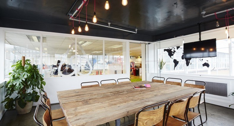 a look inside airbnbs new offices in london airbnb offices