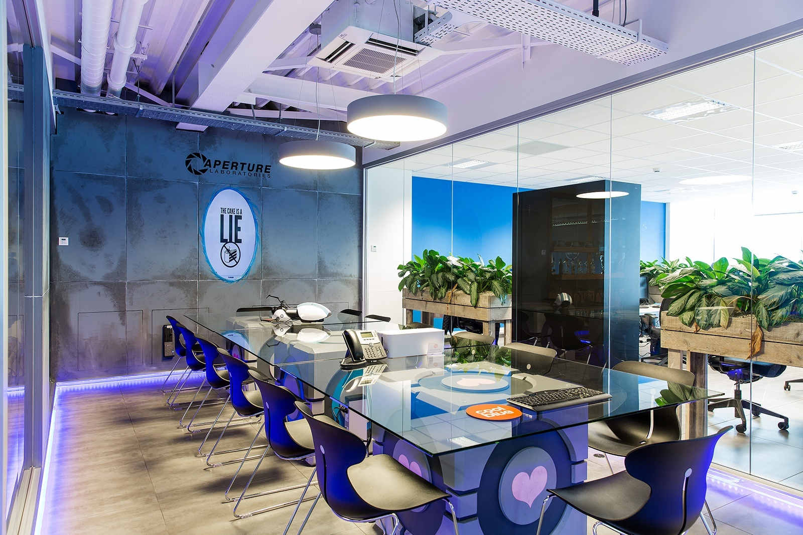 Check out the playful offices of coolblue officelovin 39 for Kantoor interieur