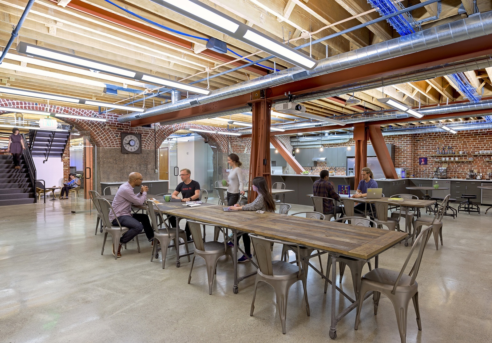 a look inside fis u2019 new modern office in san francisco