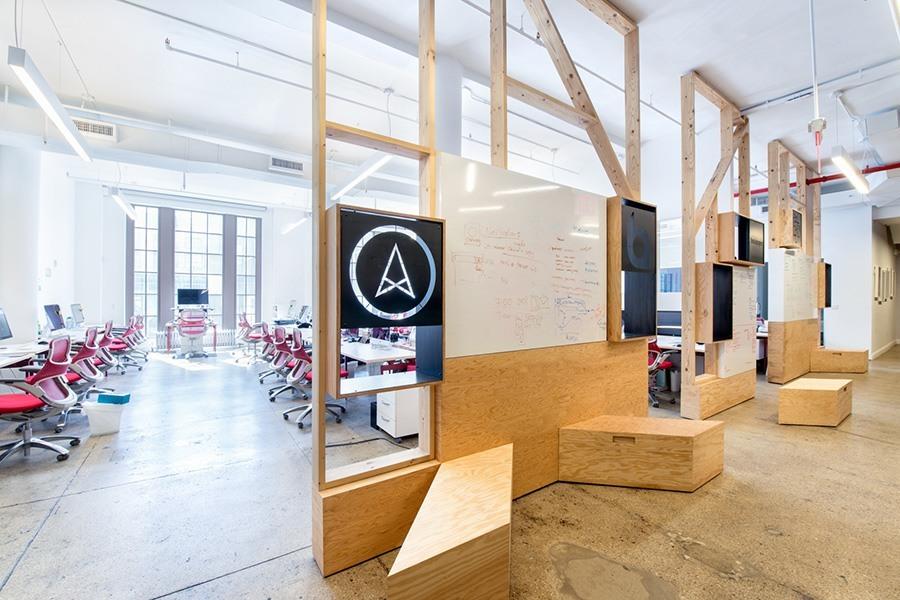 A Peek Inside Betaworks' Cool NYC Office