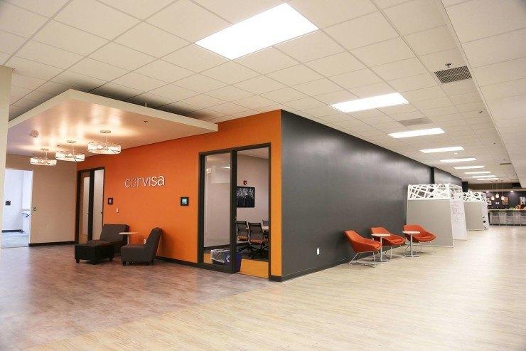 Take A Look At Corvisa S Milwaukee Headquarters Officelovin