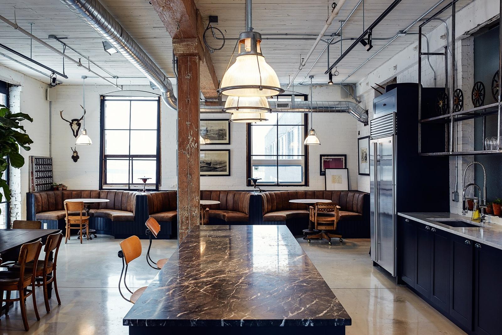 Square Glass Kitchen Table