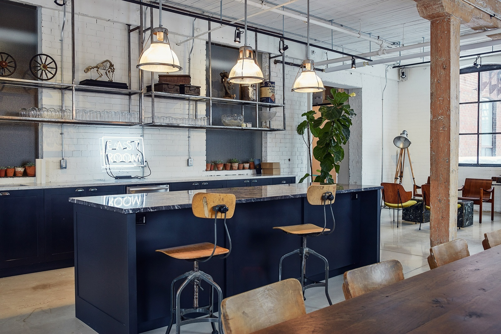 Inside East Room's Hip Coworking Space in Toronto
