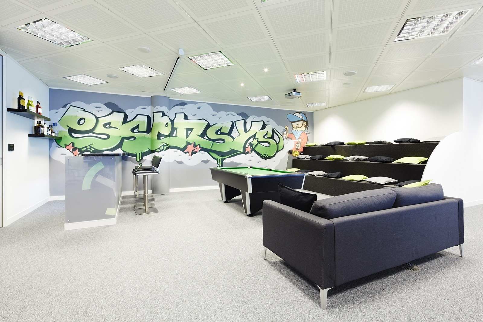 Take a Look at Essensys' Cool London Office