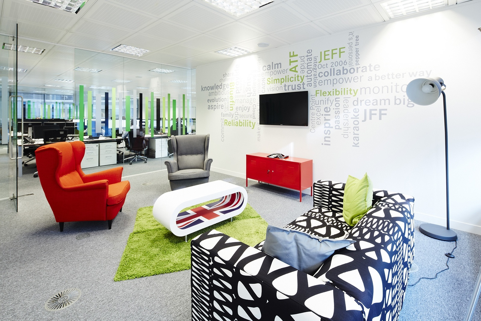 Essensys London Office 6