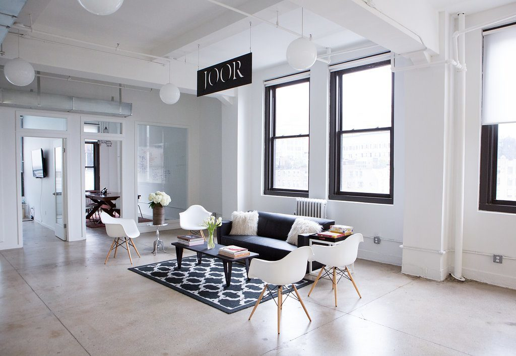 An Exclusive Tour of JOOR's Elegant Headquarters in NYC