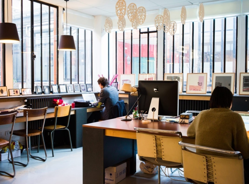 Inside East Room S Hip Coworking Space In Toronto