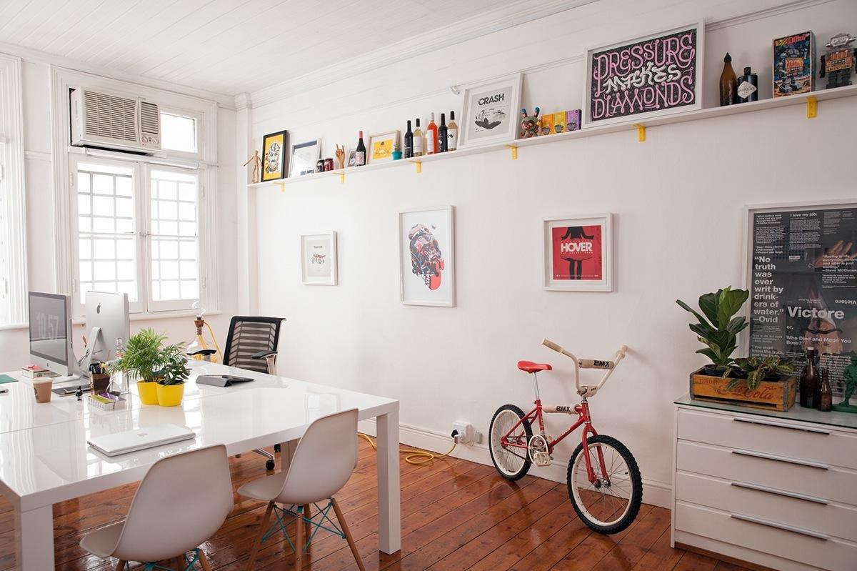 Inside MARK Studio's Trendy Office in Cape Town