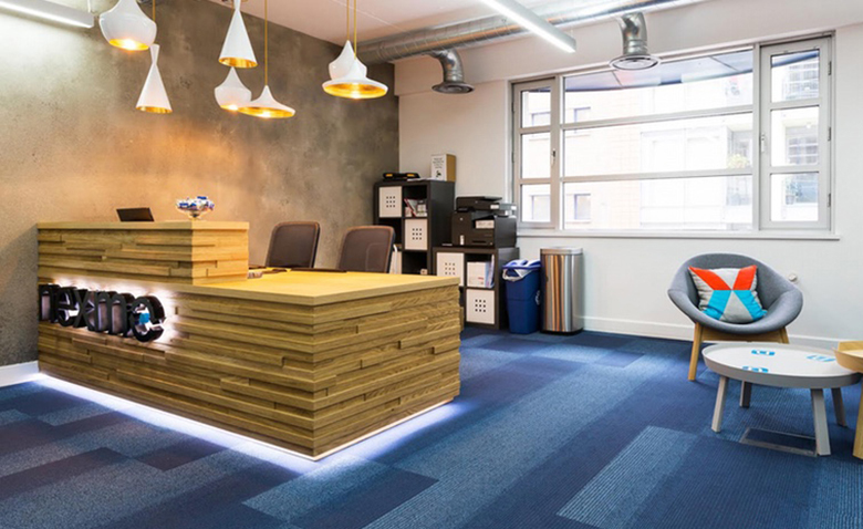 A Peek Inside Nexmo's Cool London Office