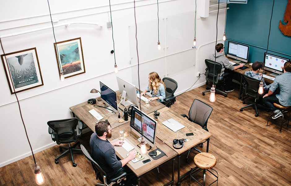 Take A Peek Inside Octopus Creative S Super Cool Office
