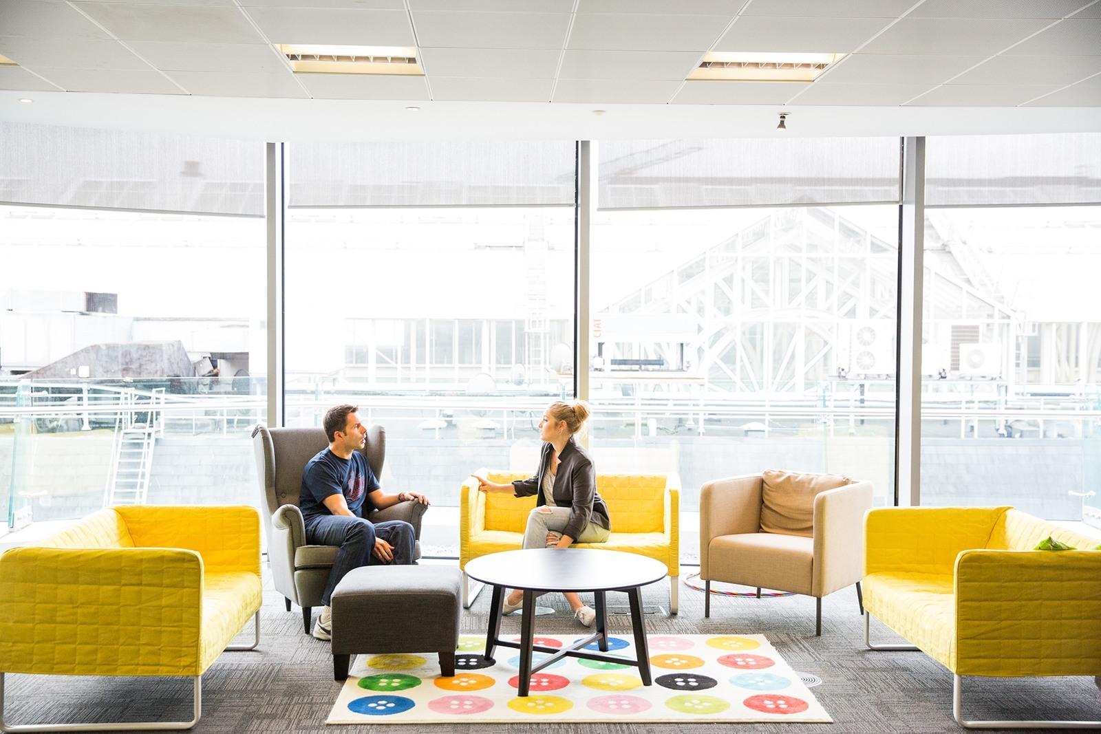 a tour of qualtrics u0027 new dublin office officelovin u0027