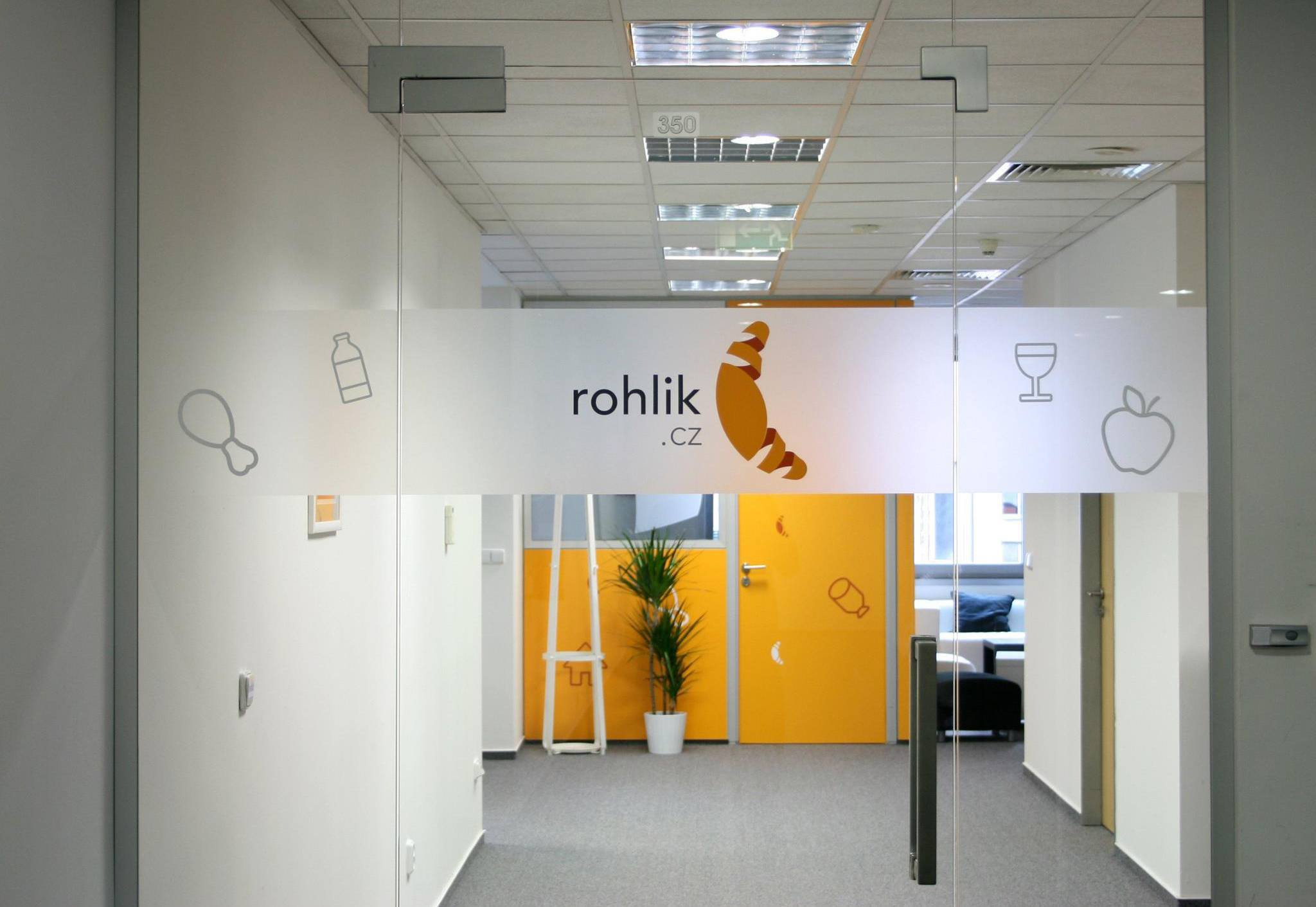 A Look Inside Rohlik.cz's New Prague Office
