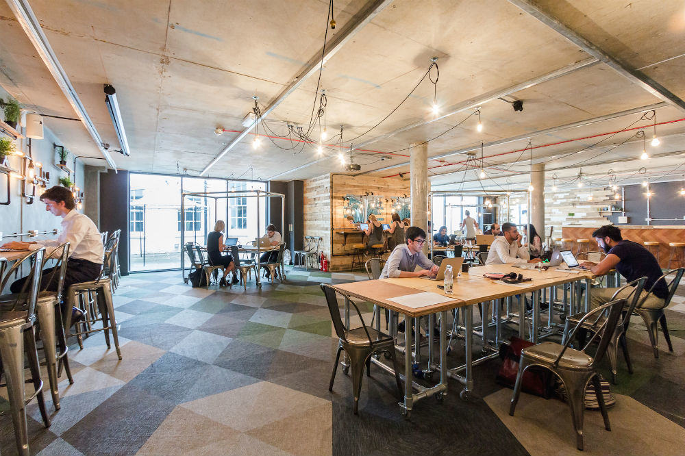 A Tour Of The Den S London Coworking Space Officelovin