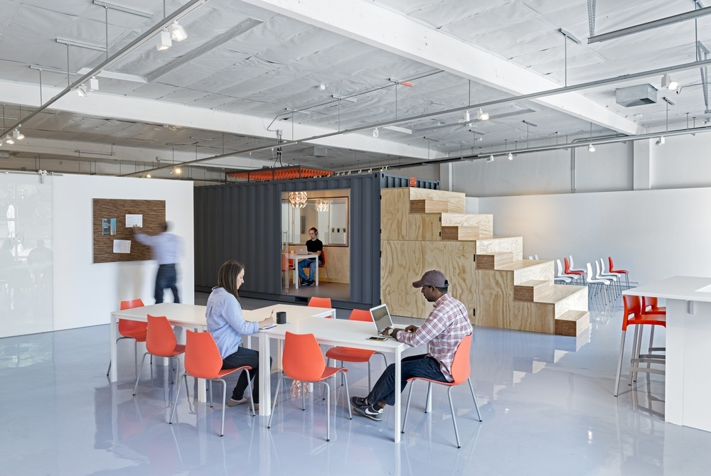 A Tour of The Kennel's Tech Incubator in Palo Alto