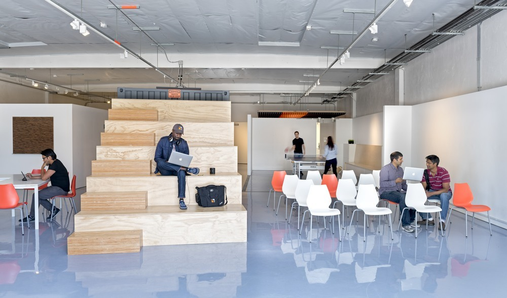 A Tour Of The Kennel S Tech Incubator In Palo Alto