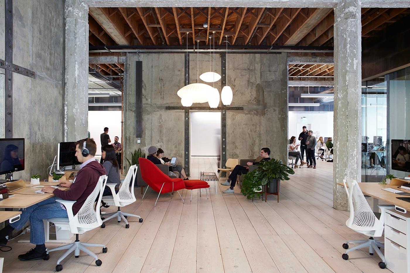 Amazing Headquarters In Oakland