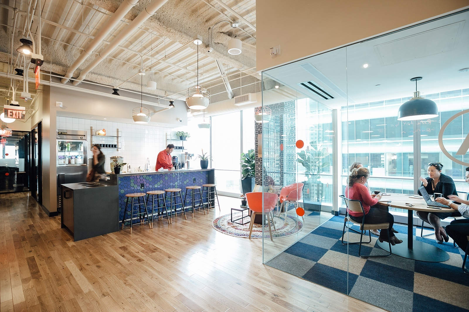 A Tour Of WeWork Transbay Officelovin 39