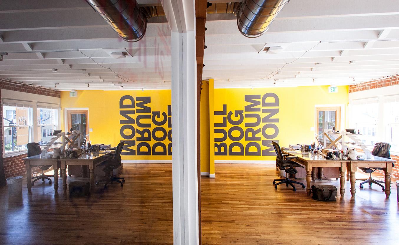 A Peek Inside Bulldog Drummond's New San Diego HQ