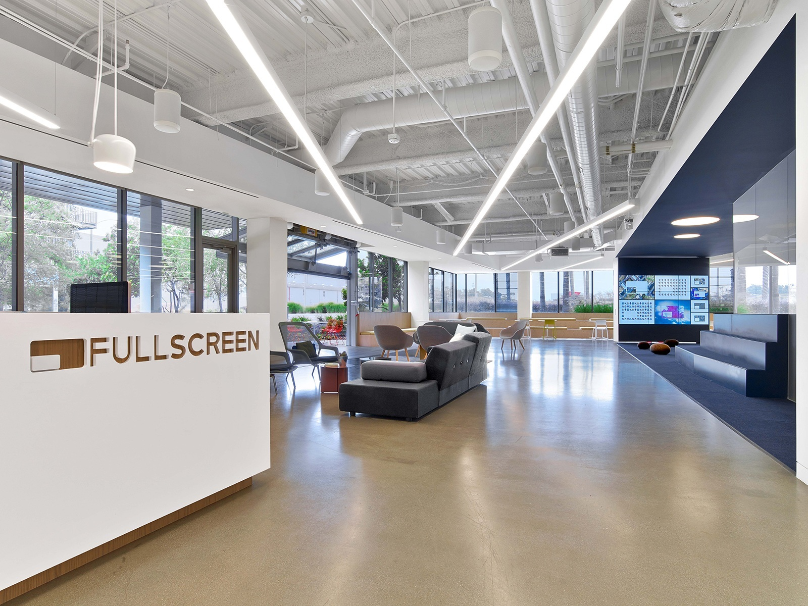 A Tour Of Fullscreen S Super Cool Headquarters In Los