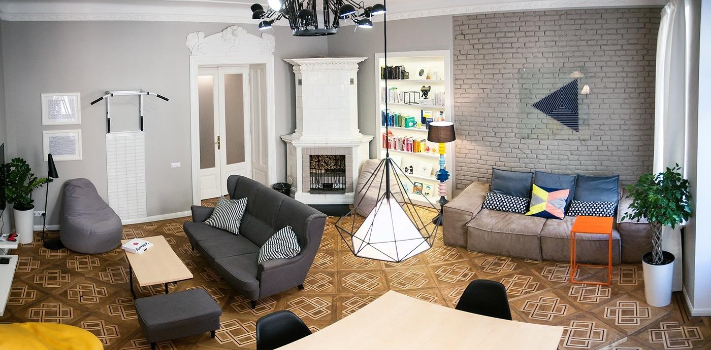 A Peek Inside Artua S Super Cool Office Officelovin