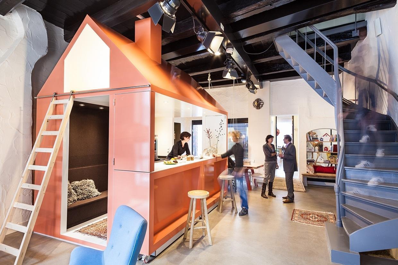 A Look Inside Droom Van Zwolle S Cool Coworking Space
