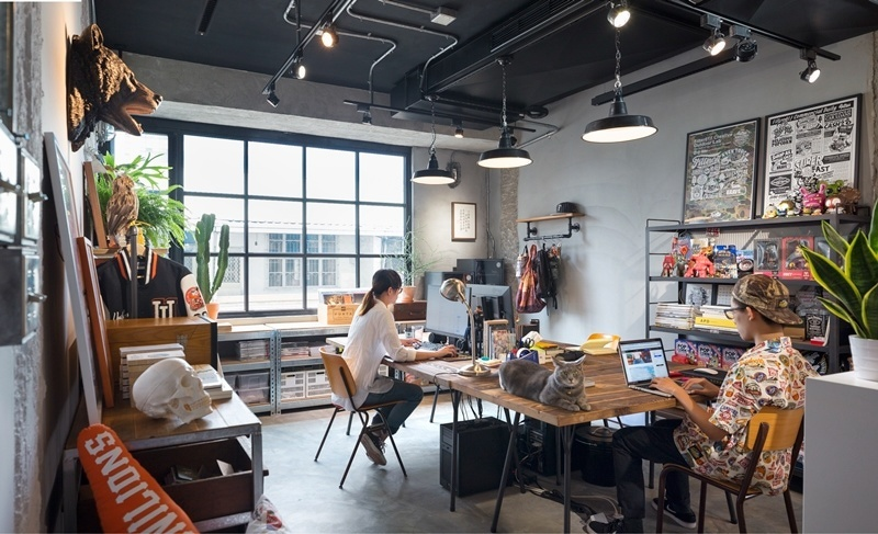 A Tour Of Filter017 S Stylish Office In Taichung