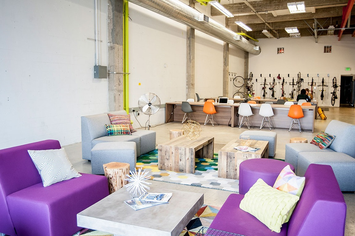A Tour of Getaround's New San Francisco Office