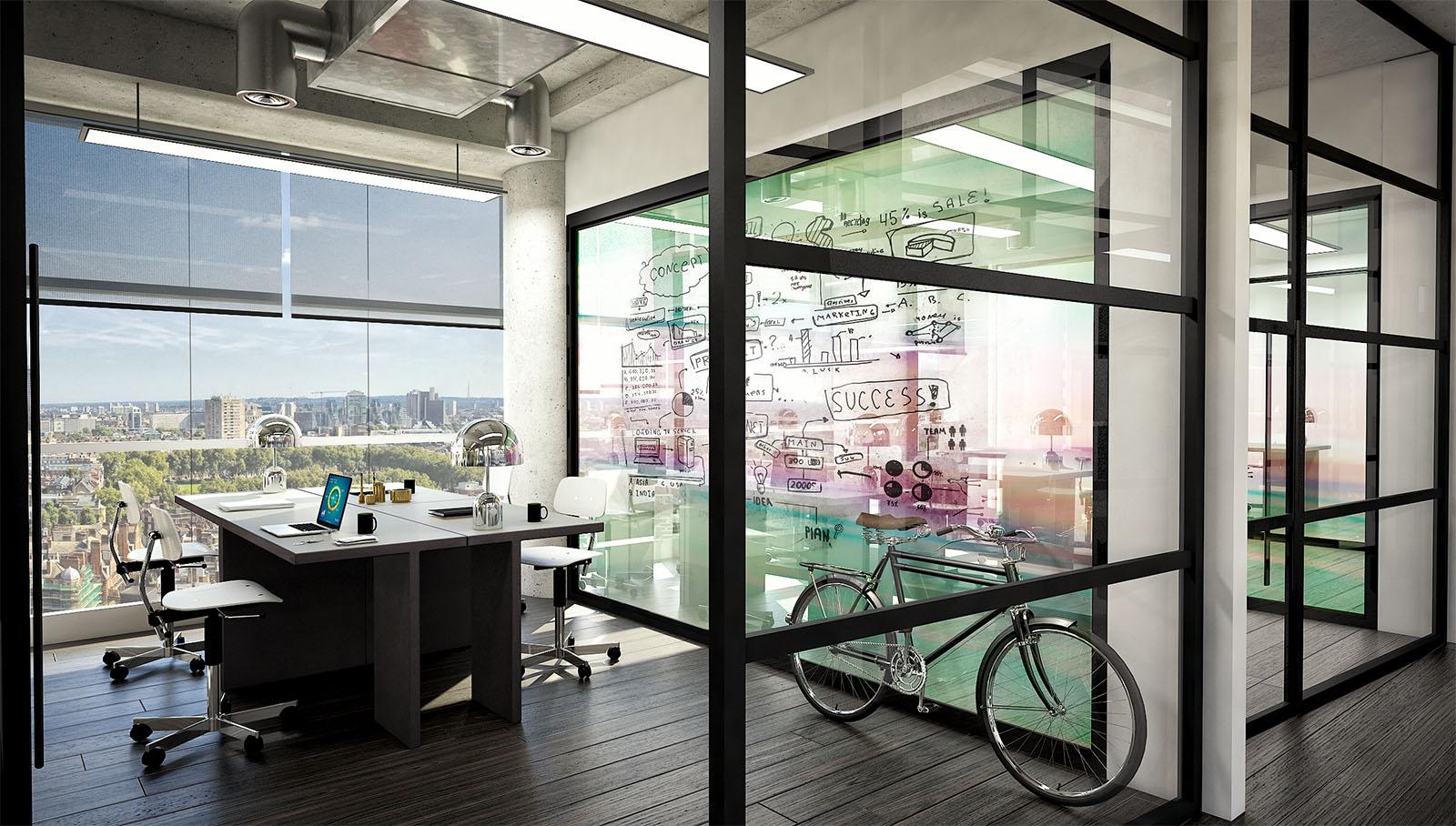 A Look Inside Interchange's New Coworking Space in London