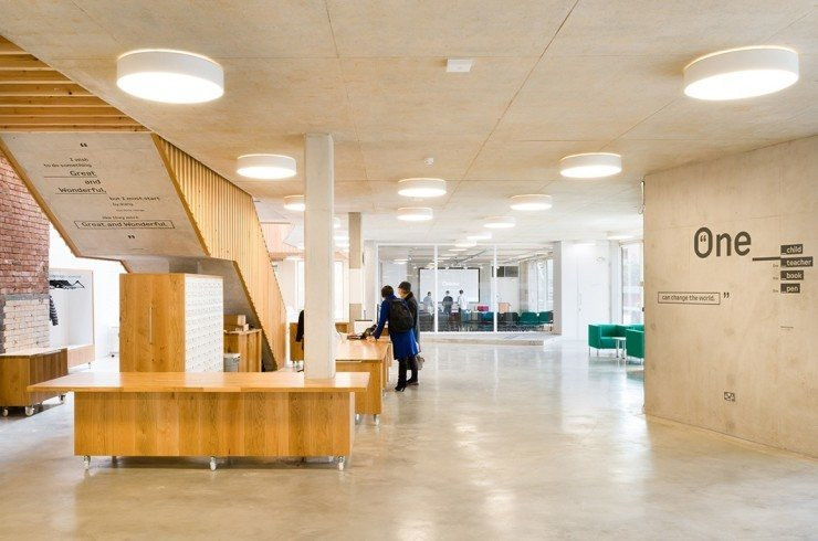 inside the foundry  u2019s coworking space in london