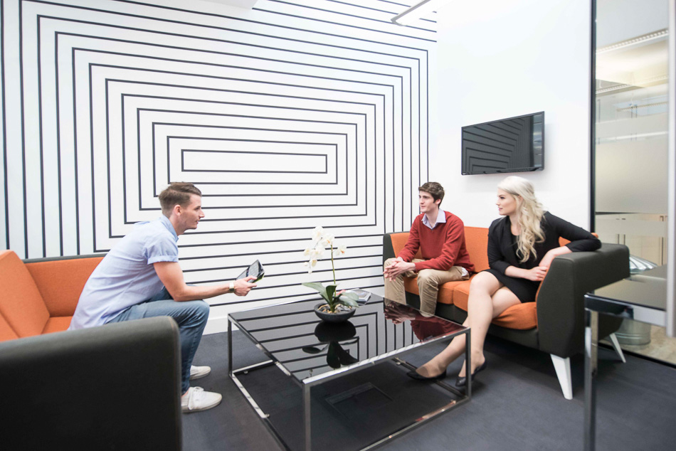 A Tour of Headspaces Stylish Coworking Space in London Officelovin