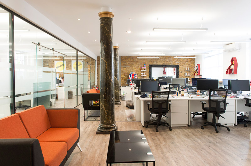A Tour Of Headspace S Stylish Coworking Space In London