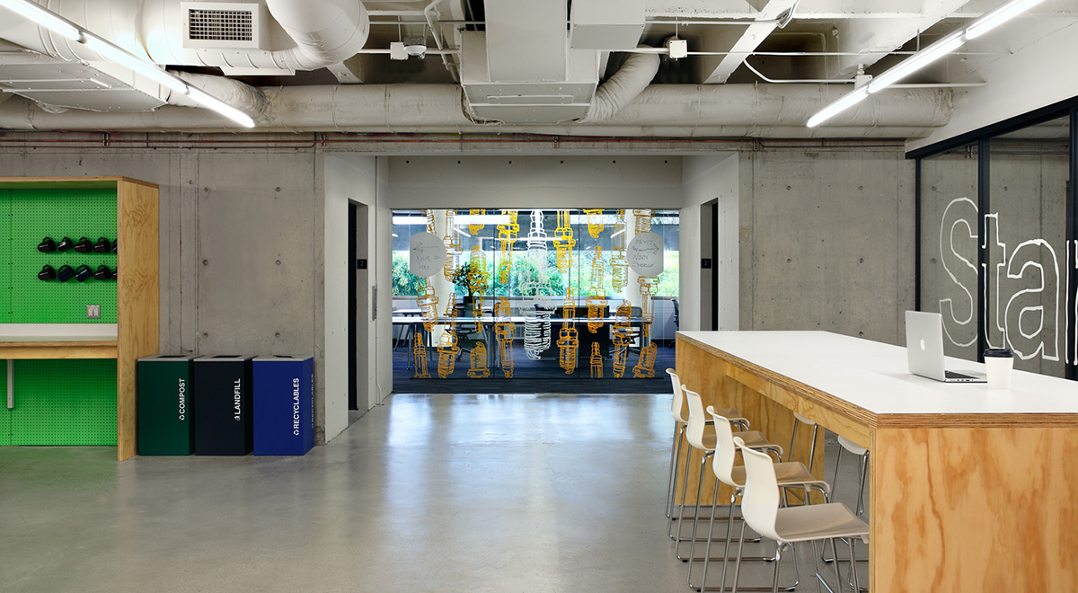 A Tour of Startup Hall
