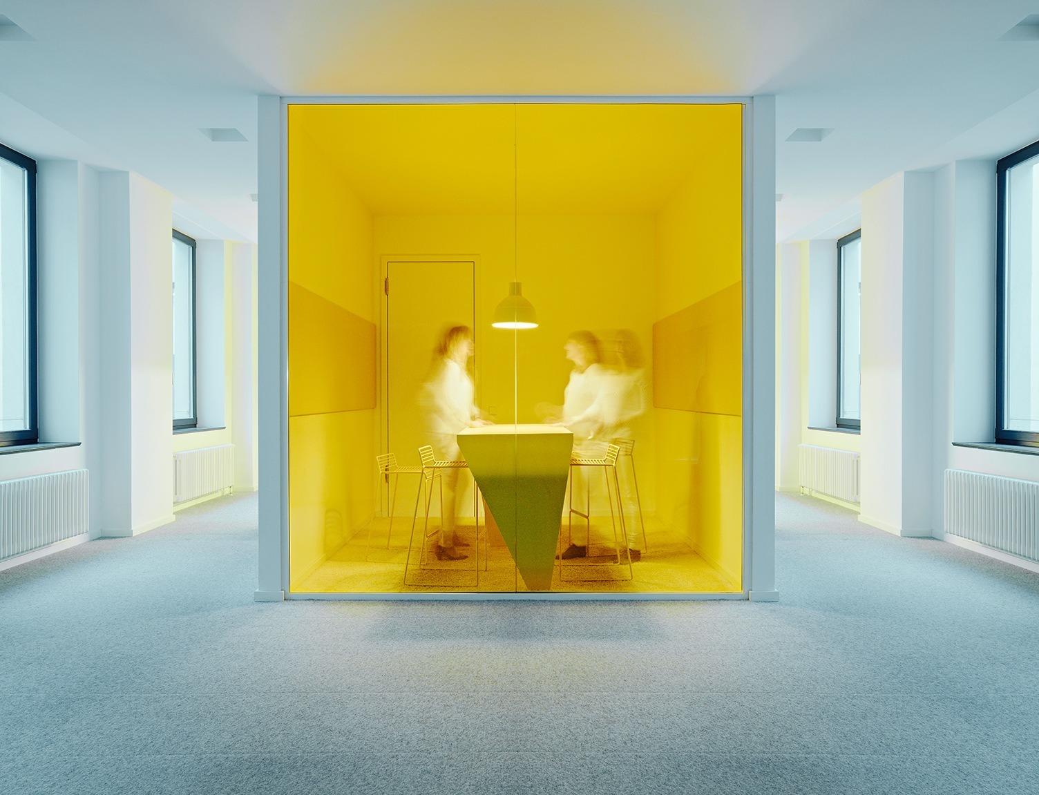 A Peek Inside Groupon's Stylish Berlin Office - Officelovin'
