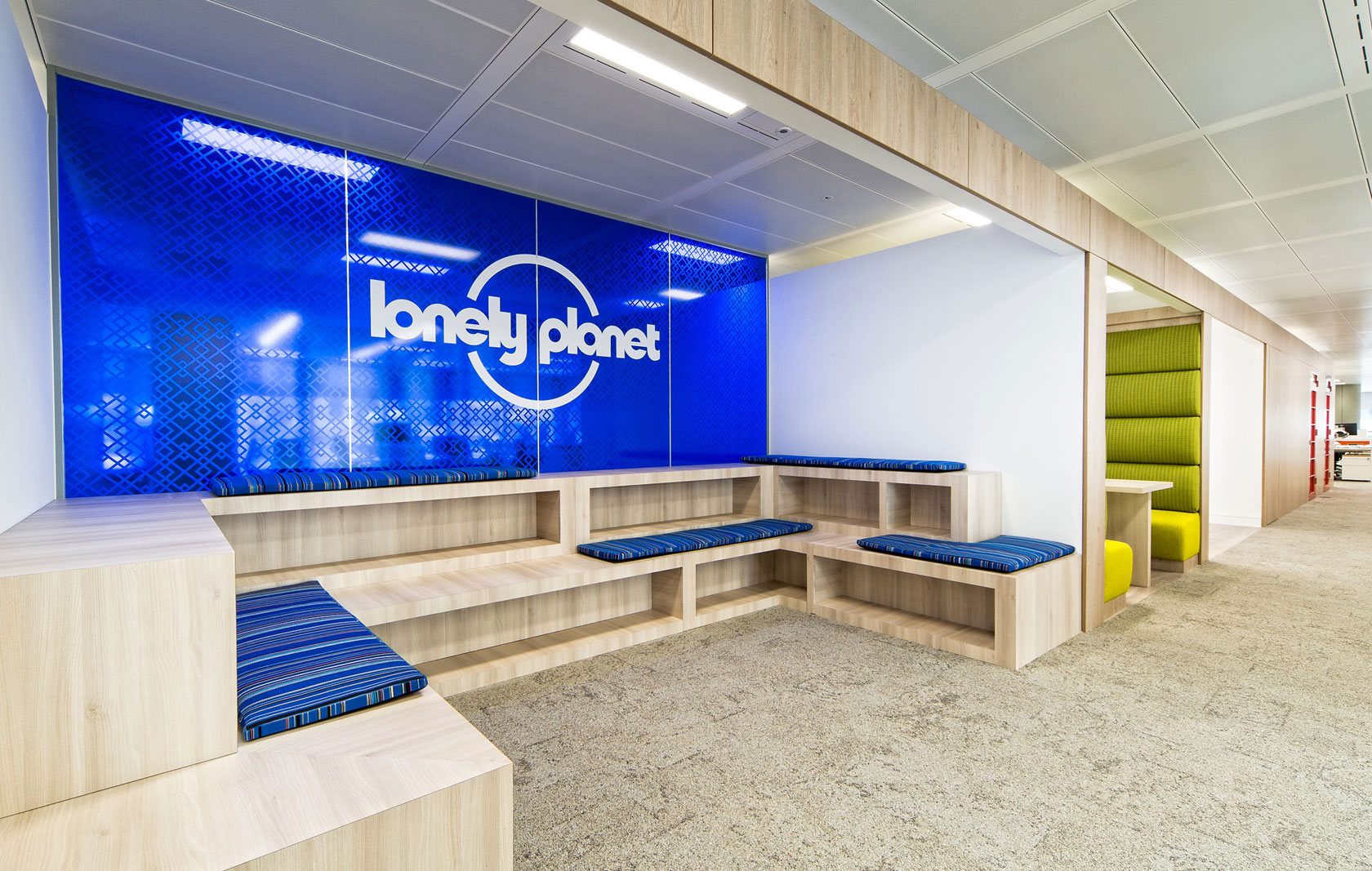 Inside Lonely Planet's Stylish London Office