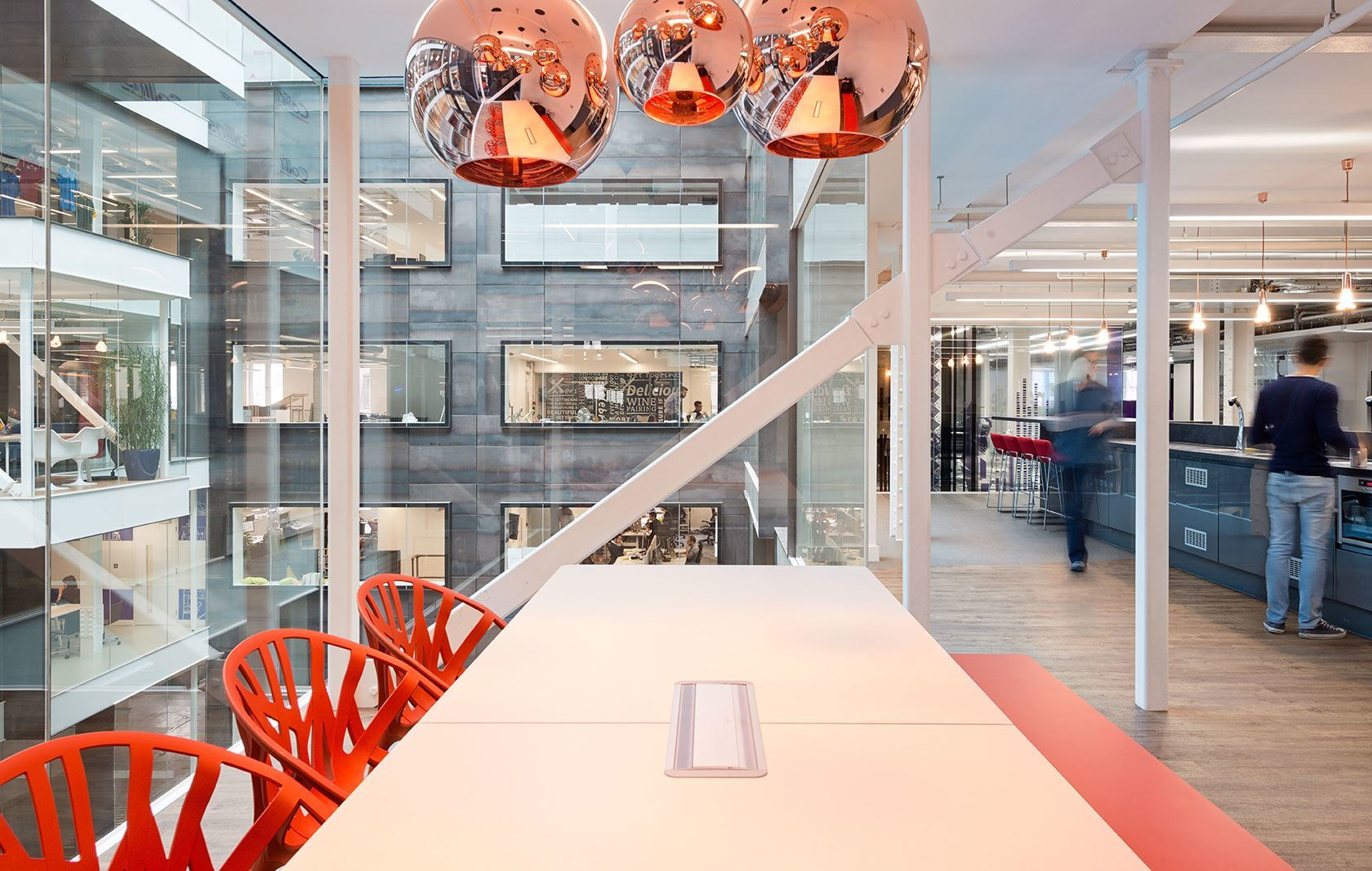 a tour of opentable s new beautiful london office officelovin rh officelovin com opentable london office contact number opentable london office phone number