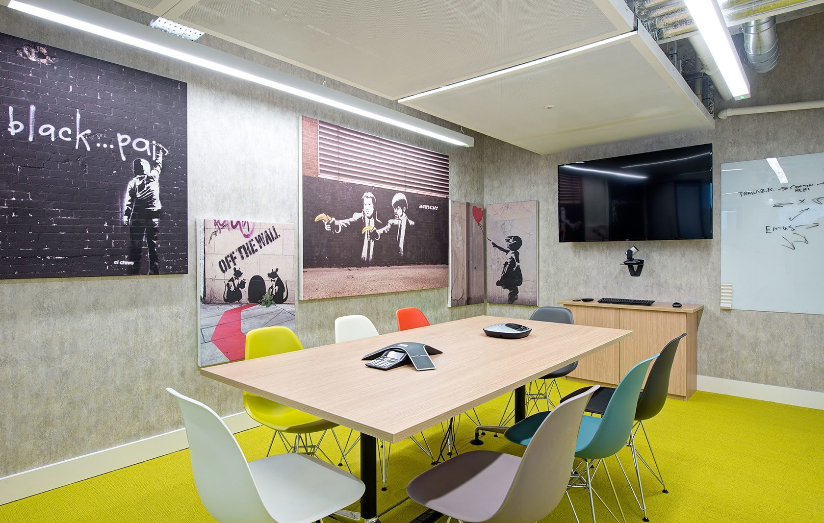 A Tour Of Opentable S New Beautiful London Office