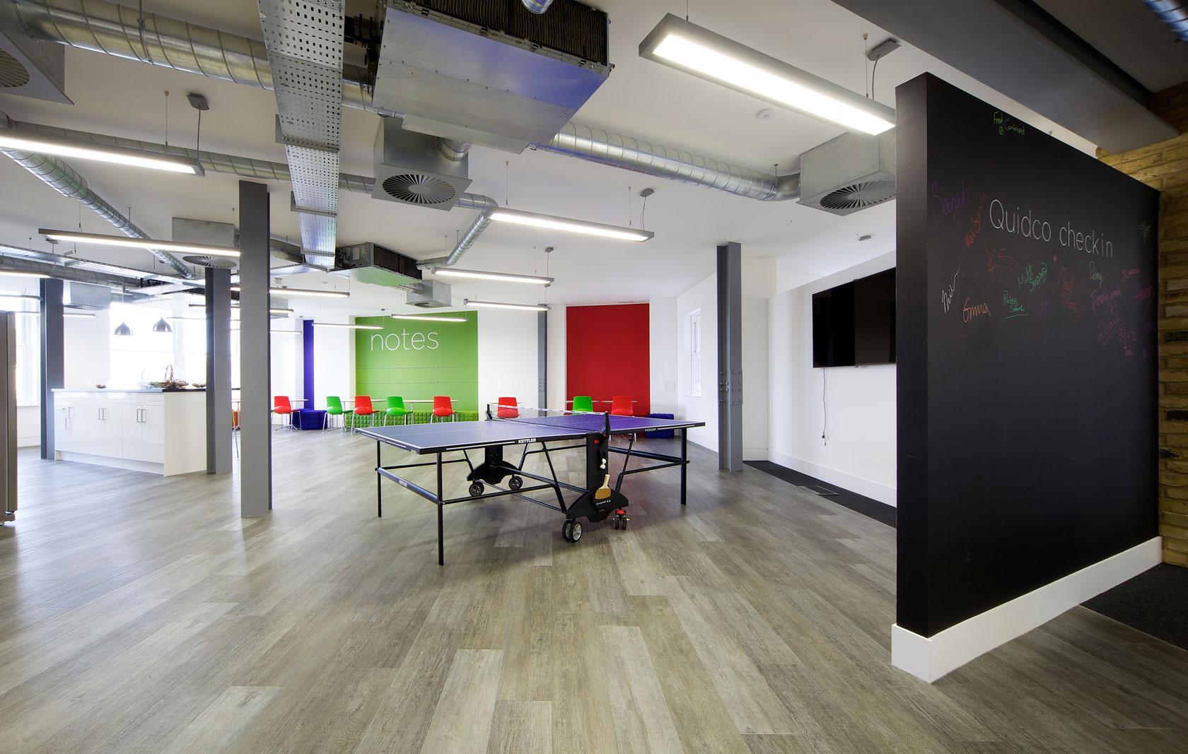 A Peek Inside Quidcos Funky London Office